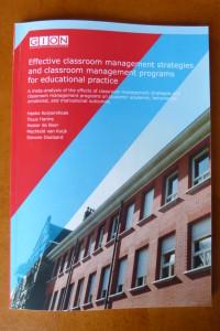 Rapport Klassenmanagement